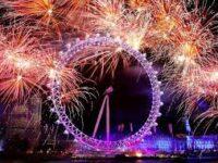 Londra îşi anulează al doilea an la rând focurile de artificii de Anul Nou, din cauza epidemiei COVID-19